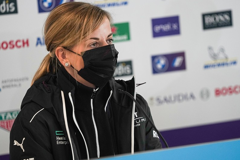 Wolff: FE calendar hardest to organise during the pandemic | Formula E News