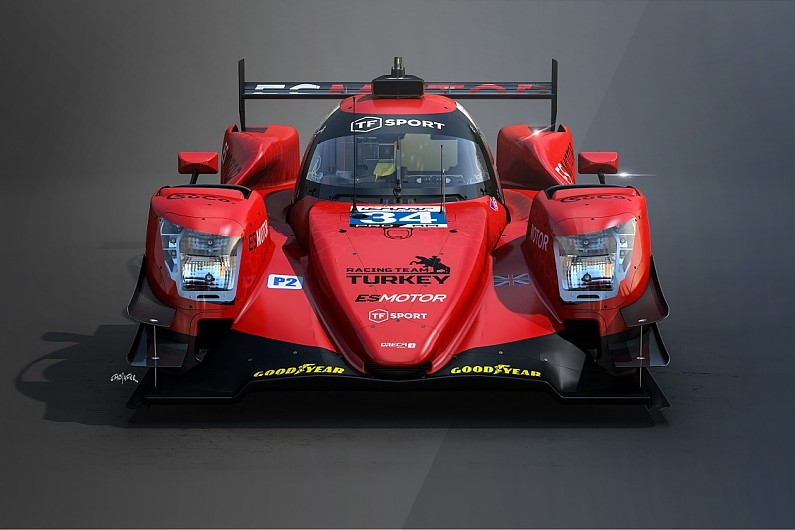 TF Sport to make prototype debut with LMP2 programme in ELMS | Other News
