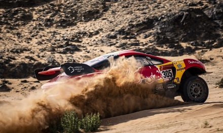 Loeb focuses on Bahrain Raid Xtreme development work after eight-hour stranding | Dakar News