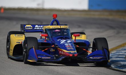 Rossi tops second day of Sebring IndyCar test and shakes down WTR Acura | IndyCar News