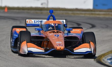 Dixon leads Ganassi 1-2-3 in first IndyCar test of 2021 | IndyCar News