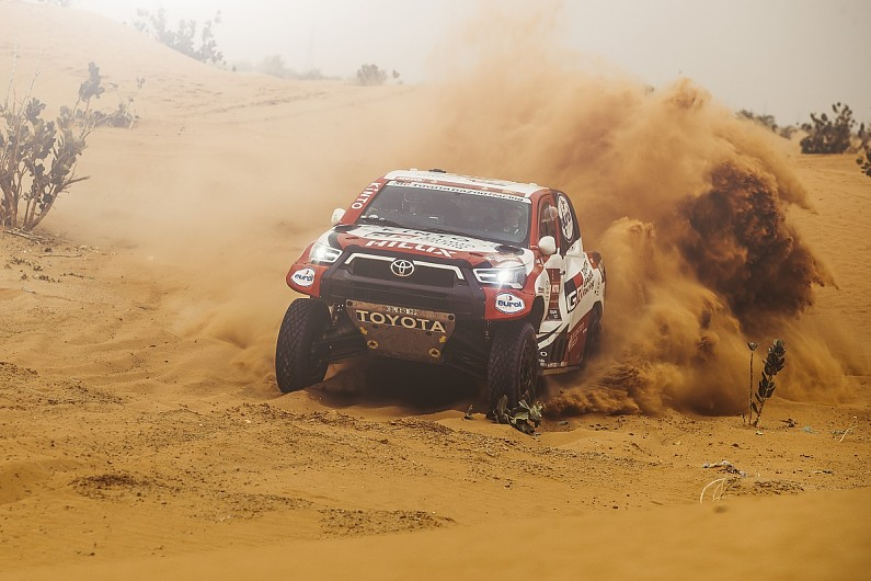 De Villiers wins Stage 5 as Peterhansel extends overall Dakar lead | Dakar News