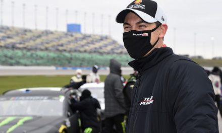 Logano excited to drive on diverse NASCAR Cup calendar with dirt race | NASCAR News