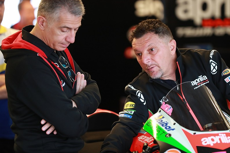 "MotoGP team boss condition ""fragile"", but prognosis more optimistic 
