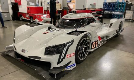 "Van der Zande: ""Steep learning curve"" for Ganassi on IMSA return 