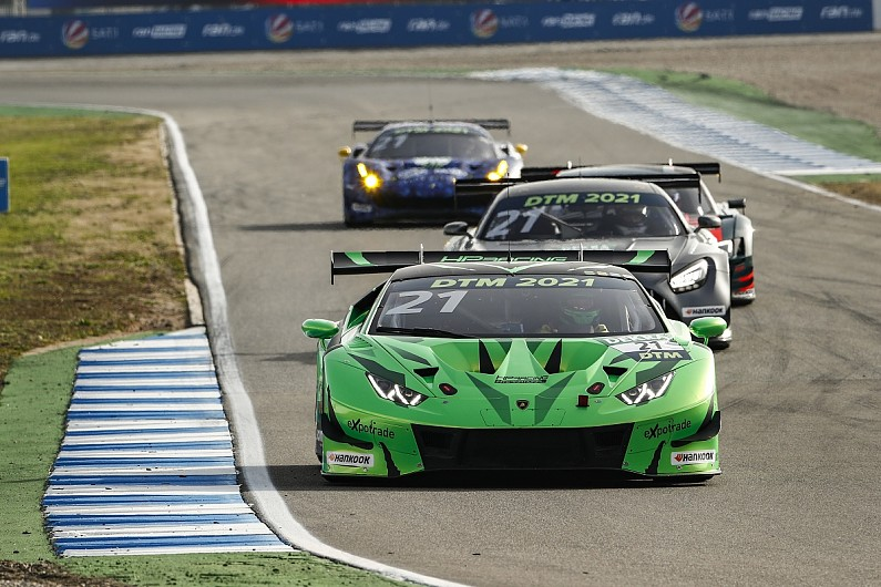 DTM to hold pre-season tests at Hockenheim and Lausitzring for new GT3 era | DTM News
