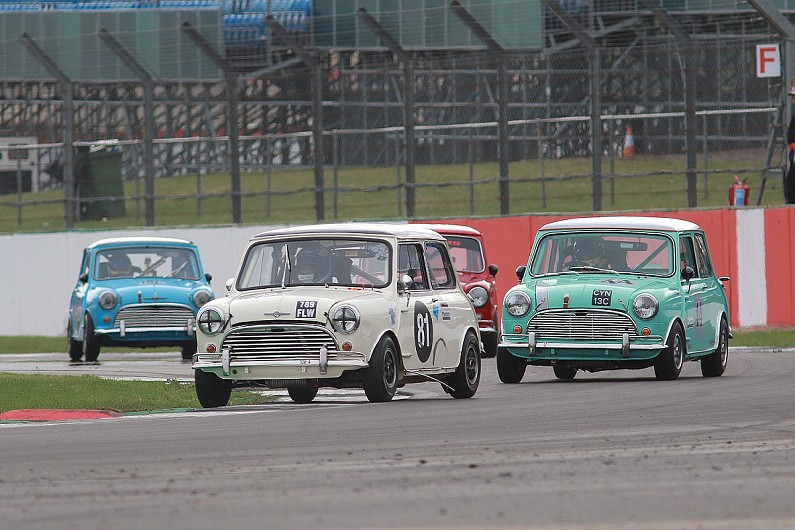 60th anniversary of Mini Cooper to be marked at Silverstone Classic | Historics News