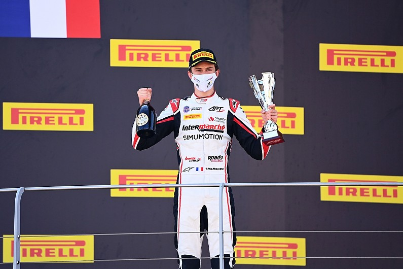 Sauber junior and 2020 F3 runner-up Pourchaire gets ART F2 promotion | F2 News