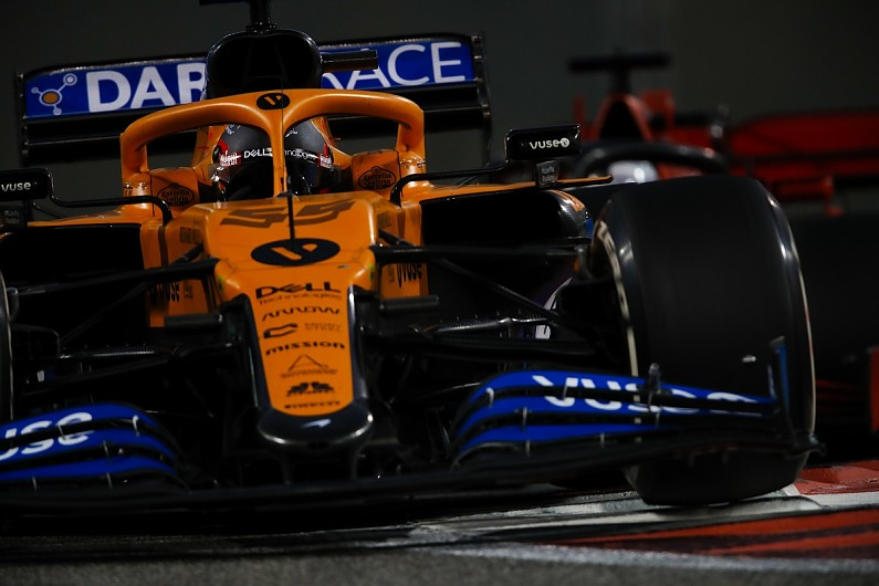 """Sainz backs McLaren to become """"force to be reckoned with"""" in F1 