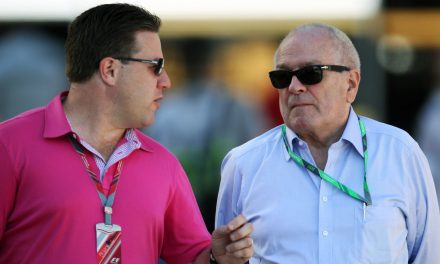 McLaren's Zak Brown pays tribute to John Hogan · RaceFans