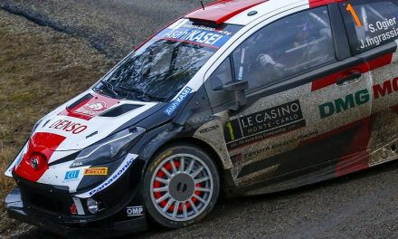 WRC Monte Carlo: Evans takes lead on second day as Ogier shines | WRC News