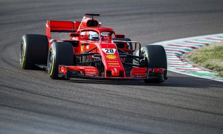 Alesi and Armstrong make Ferrari F1 test debuts at Fiorano in 2018 car | F1 News