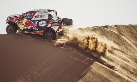 """Al-Attiyah had to """"attack from day one"""" of Dakar in """"open"""" victory fight 
