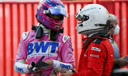 """Vettel can """"bring out the best"""" in F1 team-mate Stroll – Szafnauer 