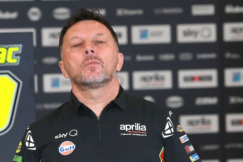 Gresini MotoGP boss serious but stable after COVID diagnosis | MotoGP News