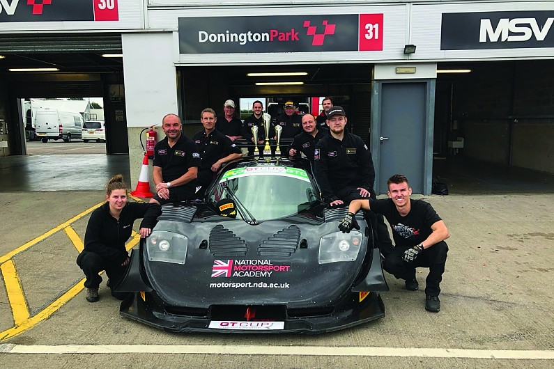 Promoted: M.A. Business of Motorsport launched by National Motorsport Academy | National News