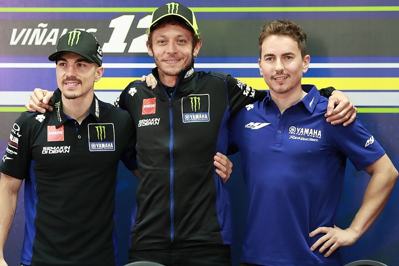 "Lorenzo ""never imagined"" Rossi's SRT MotoGP move 