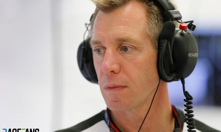 Long-time McLaren technical chief Goss joins FIA · RaceFans