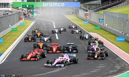 F1 announces revised starting times for 22 rounds of 2021 season · RaceFans