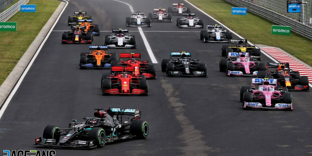 Which F1 team has the best driver line-up for 2021? · RaceFans
