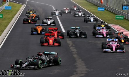 "F1's sprint race proposal ""makes no sense"""