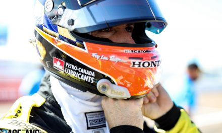 Hinchcliffe secures full-time IndyCar return with Andretti