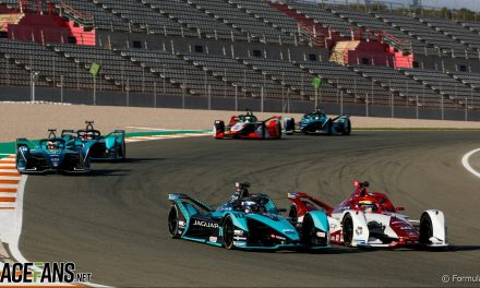 Formula E to race in Valencia for first time as it reorganises 2021 schedule · RaceFans