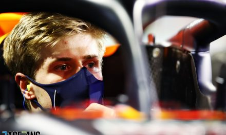 Red Bull place seven junior drivers in Formula 2 and Formula 3