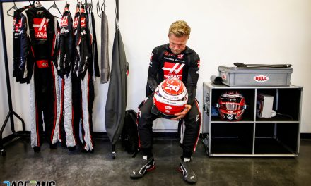 """Magnussen unsure if """"the chapter is closed"""" on his F1 career"""
