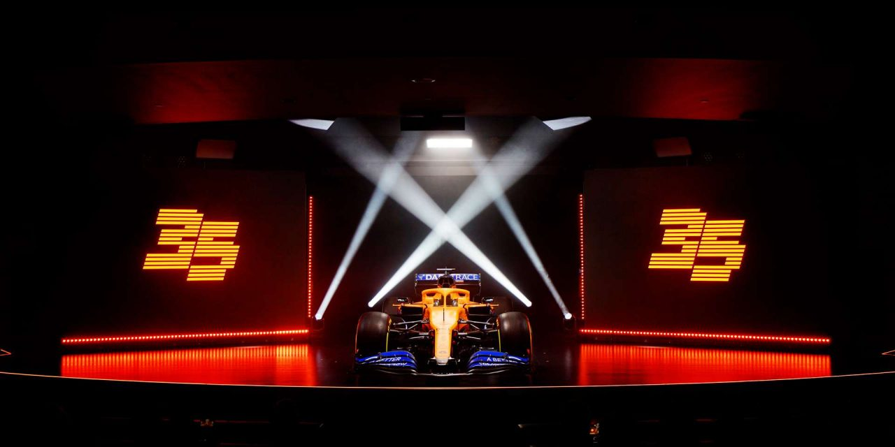 McLaren to reveal Mercedes-powered MCL35M on February 15th · RaceFans