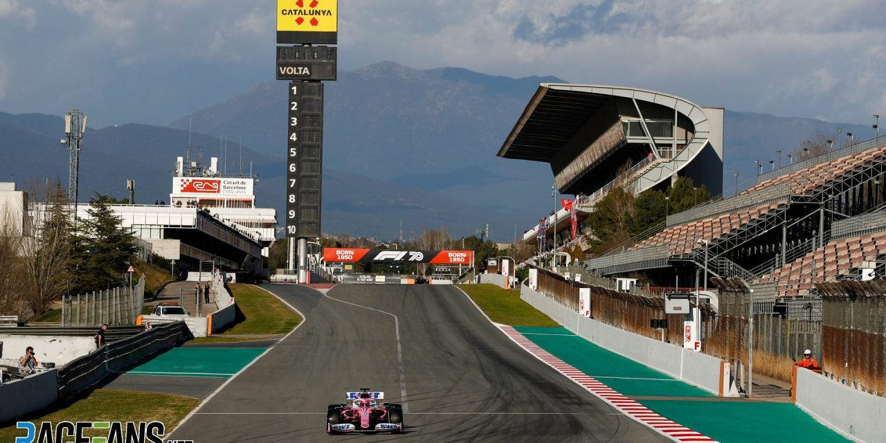 F1 to move pre-season testing from Spain to Bahrain · RaceFans