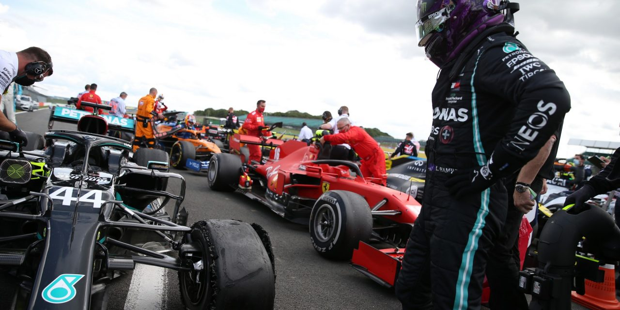 Pirelli confident new F1 tyres are better able to withstand peak forces · RaceFans