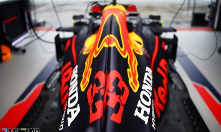 Red Bull's Honda engine plan rests on rules freeze vote next week · RaceFans