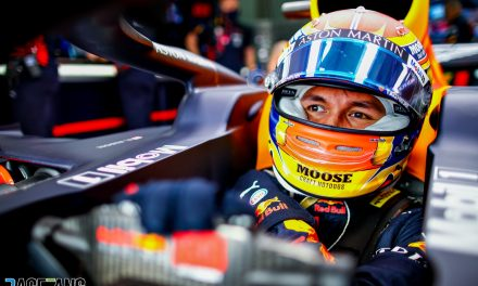 Albon aiming for 2022 return with Red Bull or AlphaTauri · RaceFans