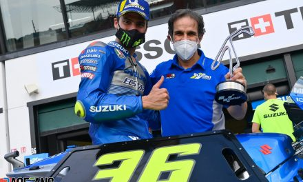 "Suzuki ""shocked"" as Moto GP team boss Brivio leaves ahead of expected move to Alpine · RaceFans"