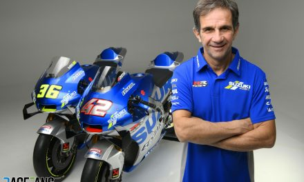 Alpine confirms ex-Moto GP team boss Brivio as new F1 racing director · RaceFans