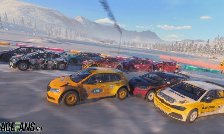Codemasters' next-generation racer reviewed · RaceFans