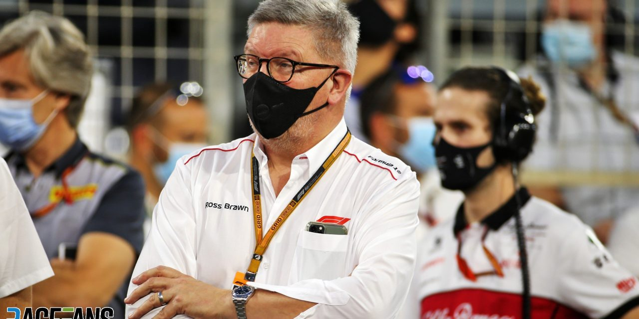 Brawn to remain in charge of Formula 1's sporting division · RaceFans