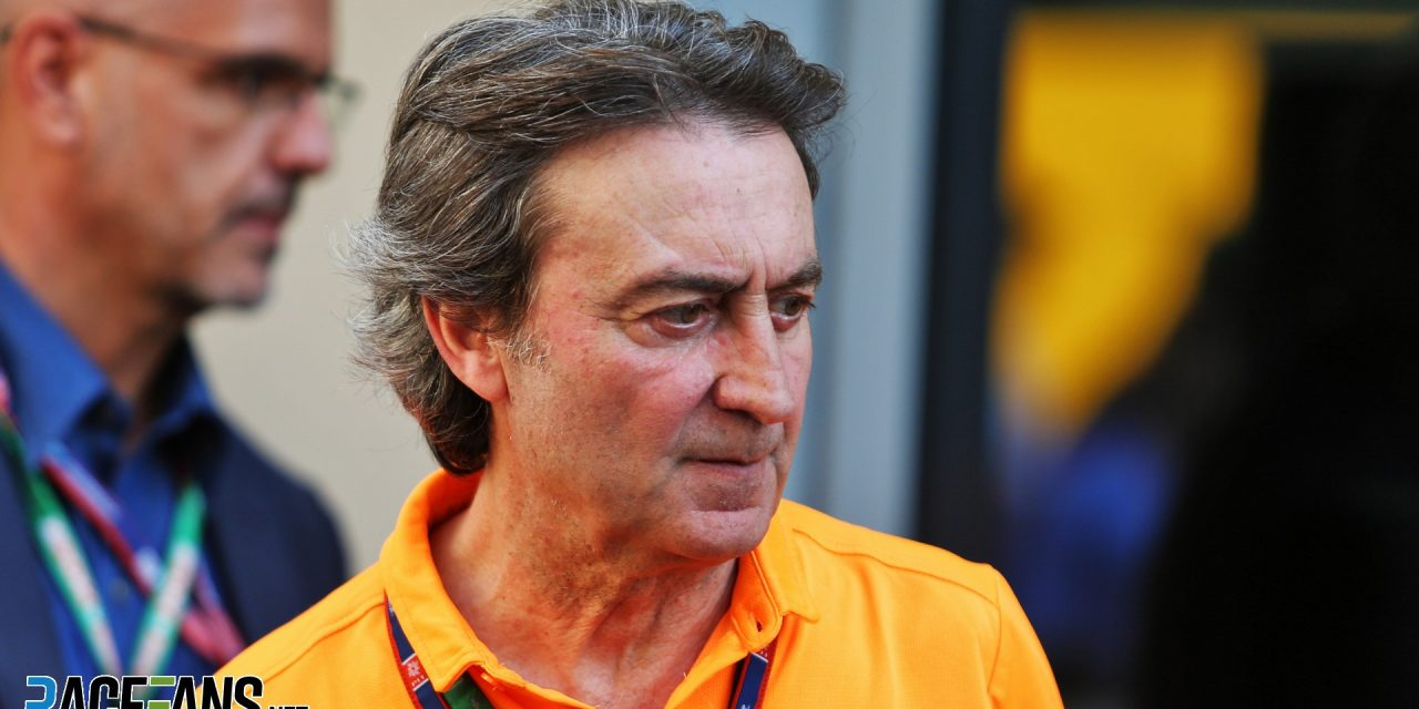 Campos team founder and former F1 racer Adrian Campos dies at 60 · RaceFans