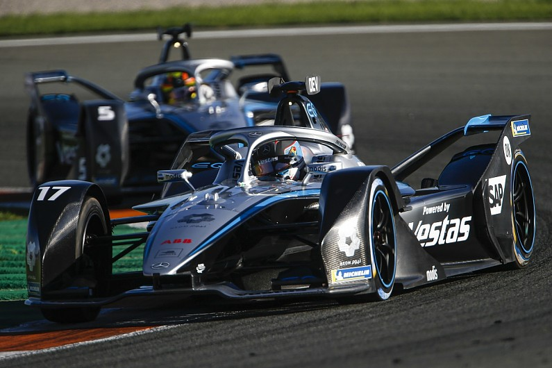 """Mercedes F1 """"no blame"""" culture to be used by FE team to avoid errors 
