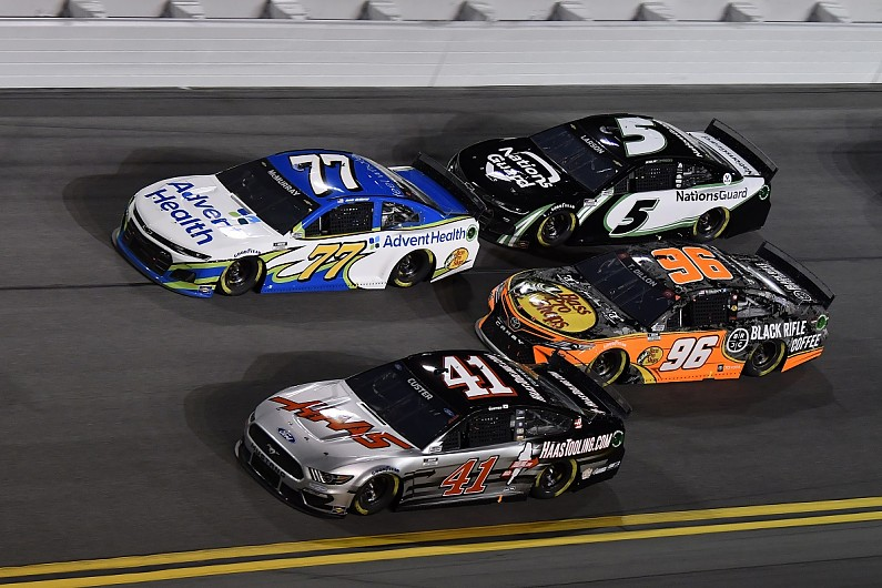 """NASCAR would be """"surprised"""" to attract new OEMs without hybrid move 