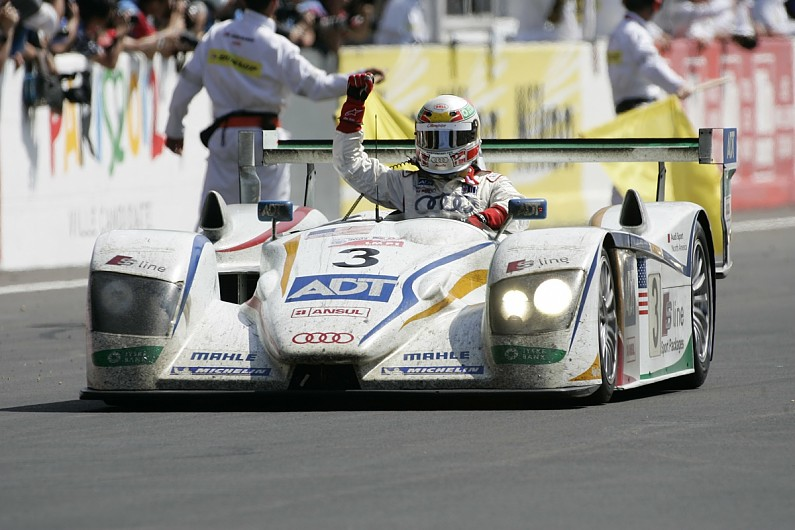 Le Mans-winning Champion outfit returns to racing at Pikes Peak | Other News