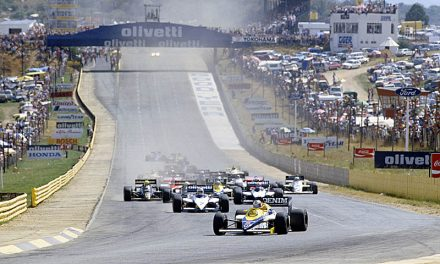 """Africa the """"priority"""" for F1"""