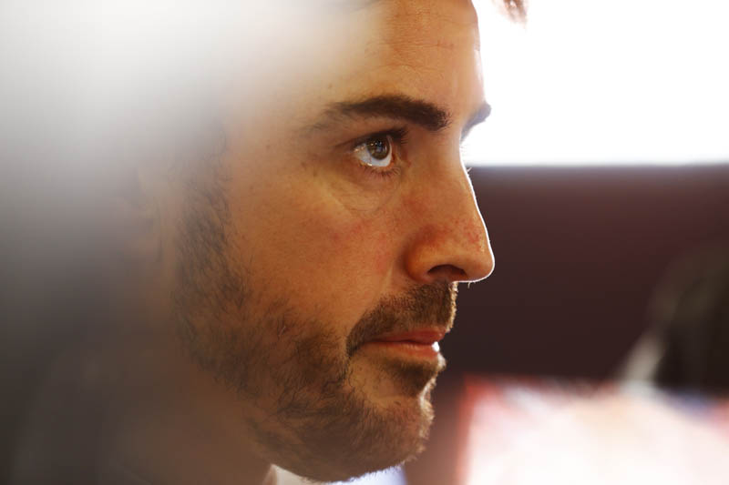 Alonso discharged from hospital – Pitpass.com