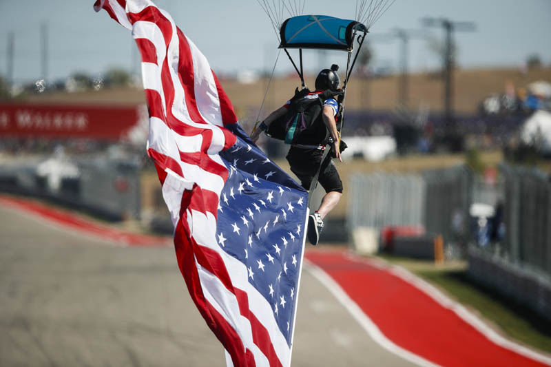 "Second US GP a ""work in progress"""