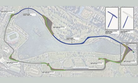Modifications to Albert Park track to begin next week