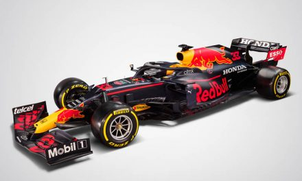 Red Bull reveals the RB16B