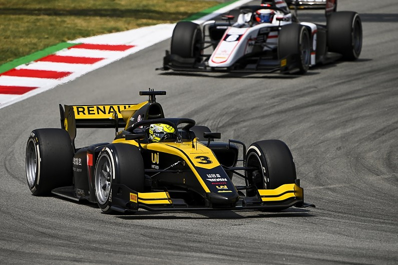 Alpine unveils 2021 young driver roster, F2 and F3 programmes   F2 News