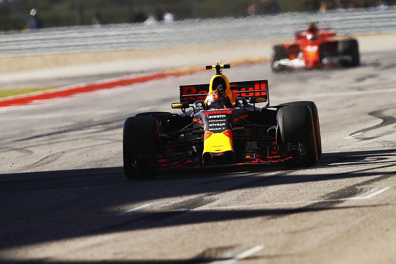 """Verstappen penalty at 2017 US GP the """"toughest decision"""" – F1 steward Connelly 