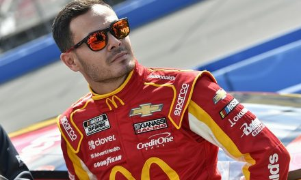 "Larson ""extremely grateful"" over NASCAR return following suspension 